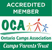 Accredited Member of the Ontario Camps Association
