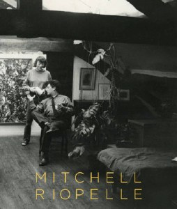 Mitchell Riopelle catalogue cover