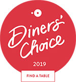 Diners' Choice 2019 - Find a Table