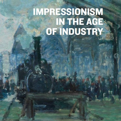 Impressionism in the Age of Industry catalogue cover