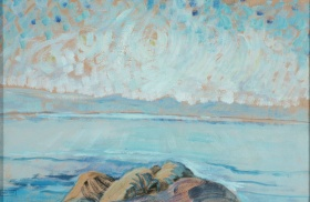 Emily Carr, Untitled (Seascape), 1935