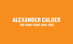Alexander Calder: The Paris Years 1926–1933