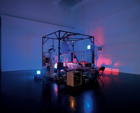 Janet Cardiff and George Bures Miller, Killing Machine, 2007