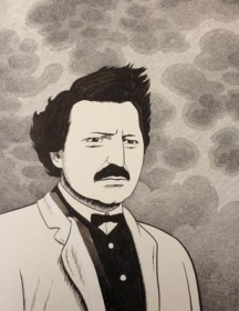 Chester Brown, Louis Riel, 2003