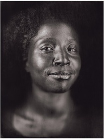 Chuck Close, Lorna Simpson, 2006