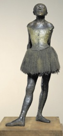 Edgar Degas (French, 1834-1917) Little Dancer, Aged Fourteen