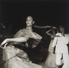 Larry Fink (American, b. 1941)  N.Y.C. Studio 54, May 1977