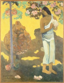 Paul Gauguin Te Avae No Maria (The Month of Mary), 1899