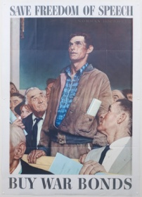 Rockwell Four Freedoms @ 288px