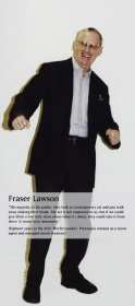 Fraser Lawson, Uniform