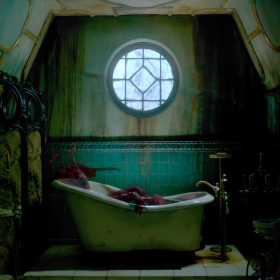 Guillermo del Toro, Crimson Peak(film still)