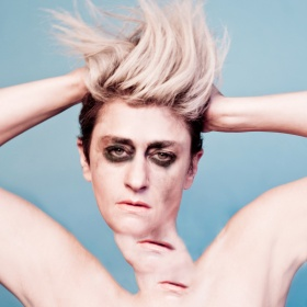 Image of musician and artist Peaches by Daria Marchik