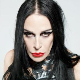 Headshot of artist Diamanda Galas