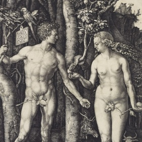 Duhrer's Adam and Eve