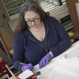 Katharine Whitman, Conservator, Photography