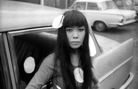 Photo of Yayoi Kusama by Harrie Verstappen