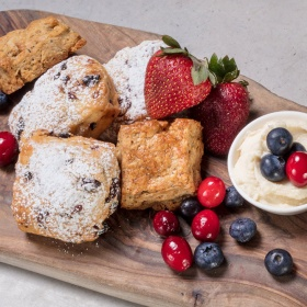 Mother's Day Brunch scones