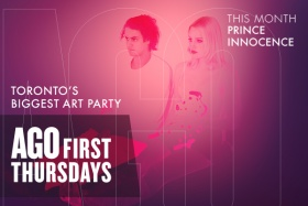 AGO First Thursdays: This Month Prince Innocence