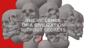 Zack Khalil and Adam Shingwak Khalil [in collaboration with Jackson Polys]The Violence of a Civilization Without Secrets (still)