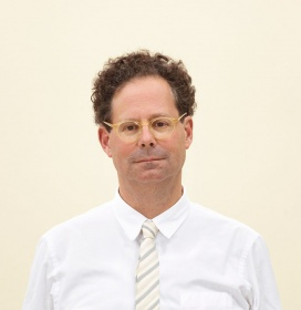 photo of Whitney American Museum of Art director Adam Weinber