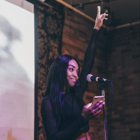 Photo of Blank Canvas Spoken Word Artist