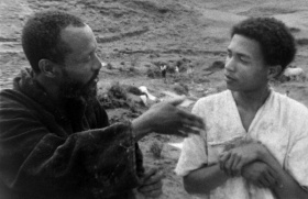 Haile Gerima, Harvest: 3,000 Years film still