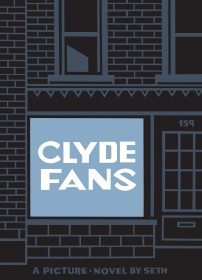 cover of the book Clyde Fans by artist Seth