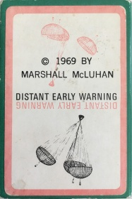 copyright 1969 by Marshall McLuhan, Distant Early Warning