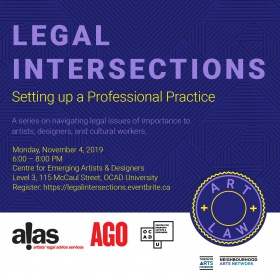 Legal Intersections setting up professional practice
