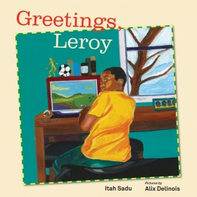 Greetings Leroy book cover