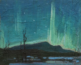 Tom Thomson, Northern Lights