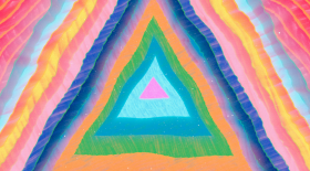 Colourful triangle