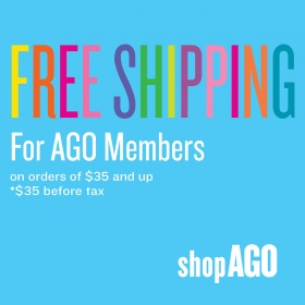 free shipping for AGO members on orders $35 and up
