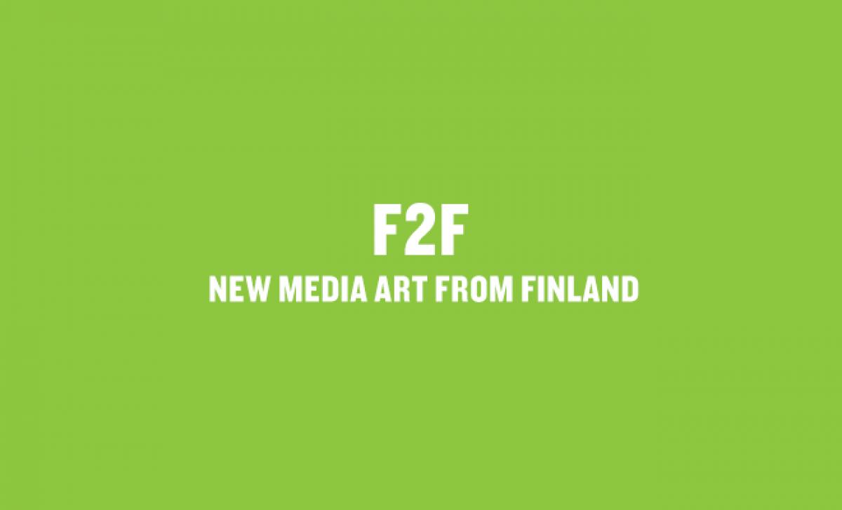 F2f New Media Art From Finland Art Gallery Of Ontario