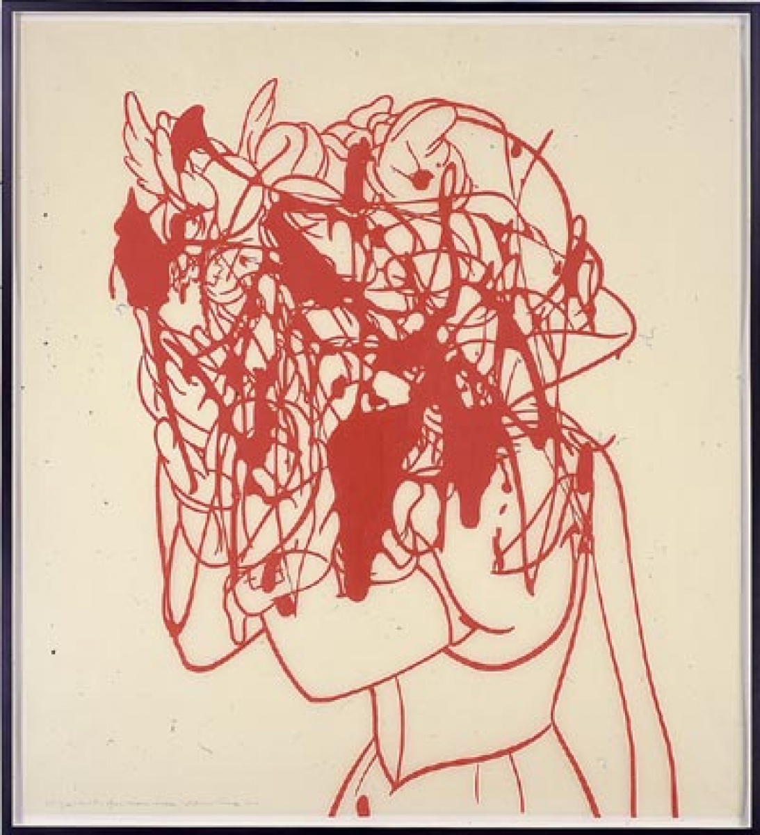 Present Tense 21 Arturo Herrera Art Gallery Of Ontario