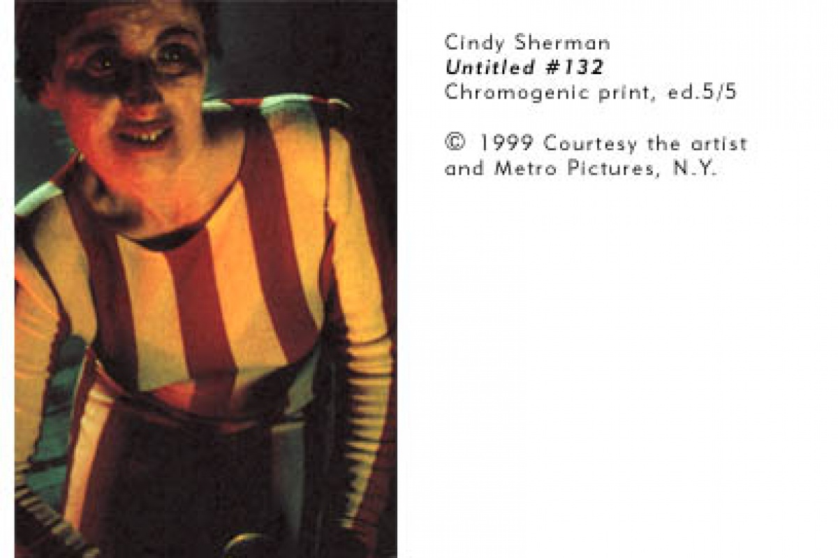 Cindy Sherman, Untitled #132