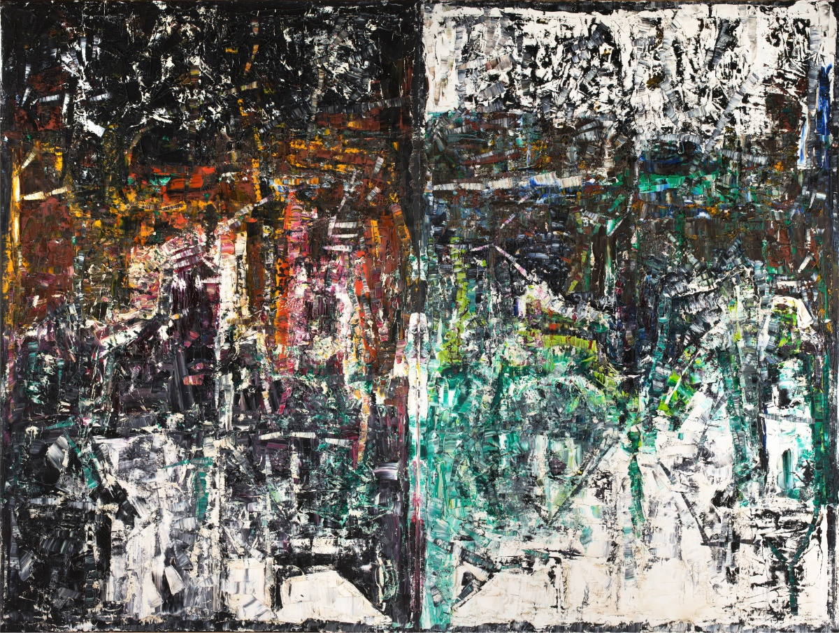 Jean Paul Riopelle, Micmac