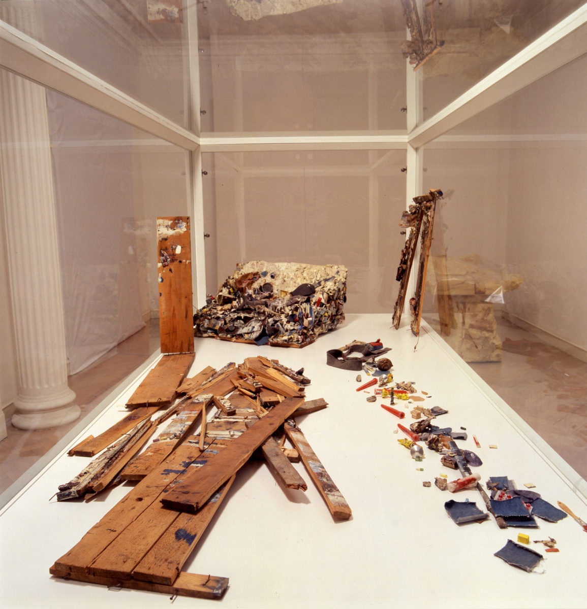Joseph Beuys, Hasengrab
