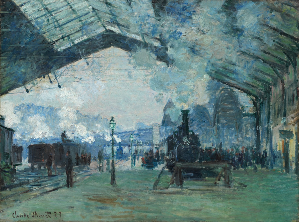 Impressionism In The Age Of Industry Monet Pissarro And