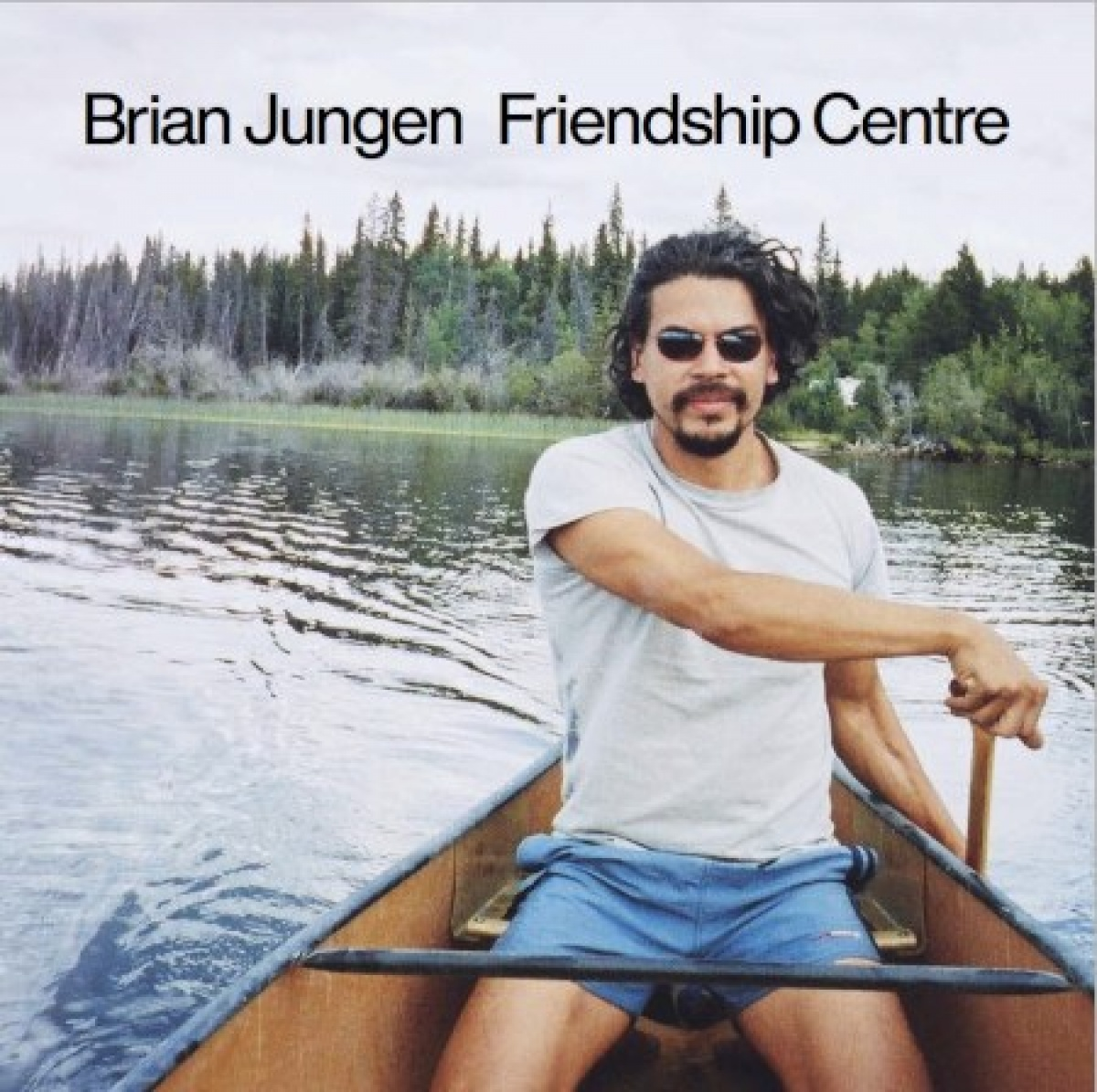Book cover for Brian Jungen: Friendship Centre catalogue