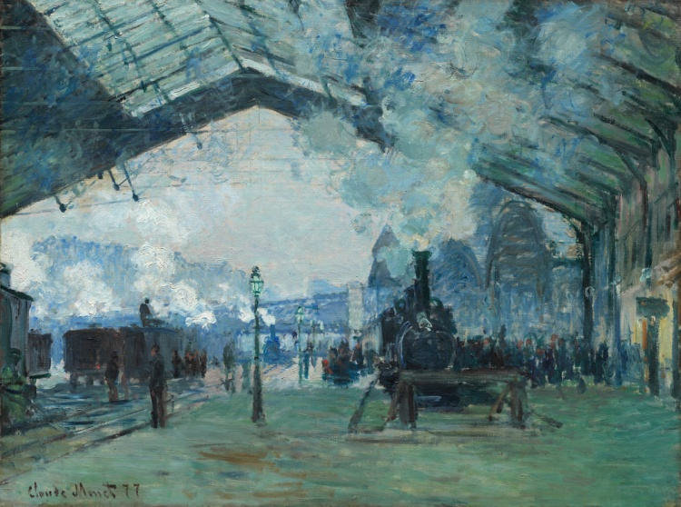 Impressionism in the Age of Industry: Monet, Pissarro and