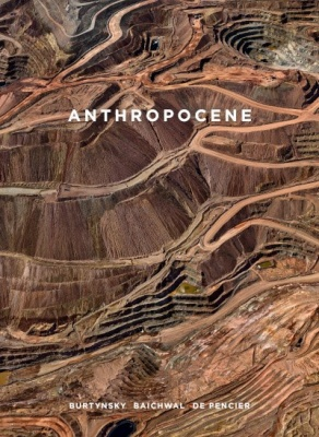 Anthropocene catalogue cover