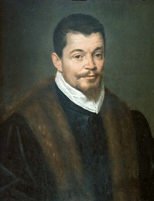 Portrait of a Man, painting by  Leandro Bassano