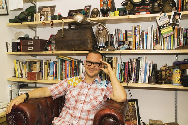 Cory Doctorow medium
