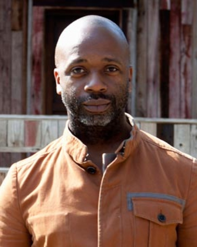 Photo of Theaster Gates