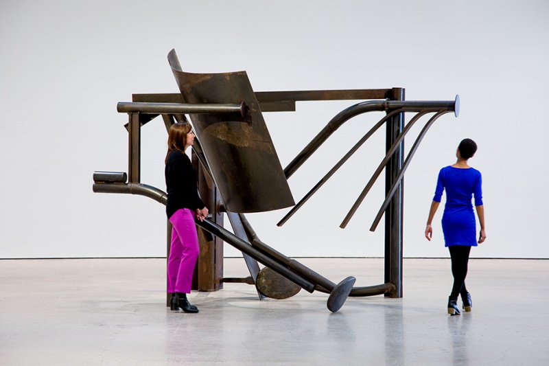 Anthony Caro, Torrents, 2012