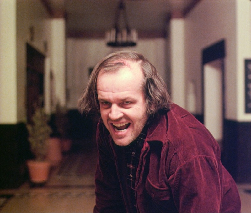 Stanley Kubrick, The Shining film still