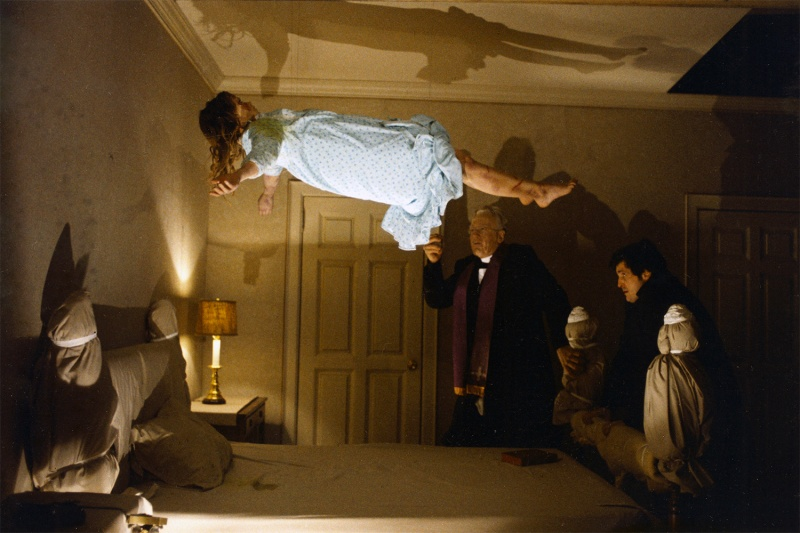 William Friedkin, The Exorcist film still
