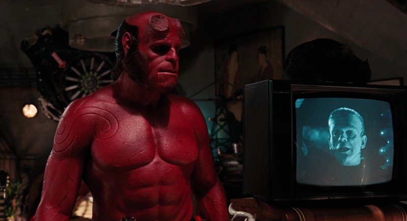 Guillermo del Toro, Hellboy II: The Golden Army (film still)