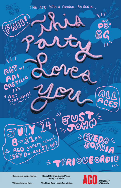 This Party Loves You presented by AGO Youth Council